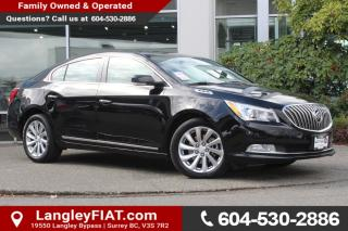 Used 2016 Buick LaCrosse Leather LOW KM'S! for sale in Surrey, BC