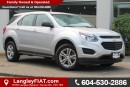 Used 2016 Chevrolet Equinox LS NO ACCIDENTS, B.C OWNED for sale in Surrey, BC