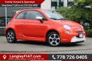 Used 2015 Fiat 500E BASE ELECTRIC VEHICLE, LOW KM'S for sale in Surrey, BC
