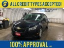 Used 2014 Chevrolet Cruze 1LT*KEYLESS ENTRY*CRUISE CONTROL*ON STAR PHONE CONNECT* for sale in Cambridge, ON