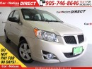 Used 2010 Pontiac G3 LOCAL TRADE| ONE PRICE INTEGRITY| for sale in Burlington, ON