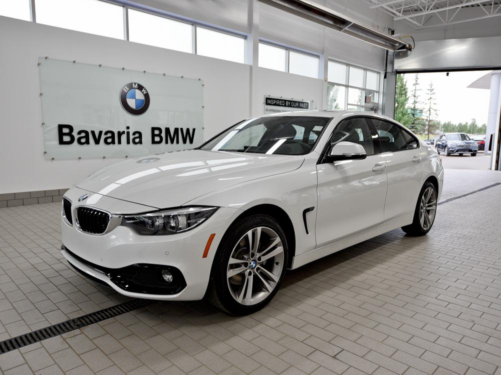 Used 2018 BMW 430i xDrive Gran Coupe for Sale in Edmonton ...