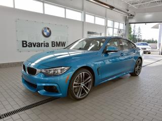 New 2018 BMW 440i xDrive Gran Coupe for sale in Edmonton, AB