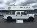 Used 2008 Ford F-350 FX4 Crew Cab V-10 GAS! 6 SPD. MANUAL TRANS. for sale in Langley, BC