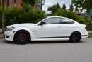 Used 2015 Mercedes-Benz C-Class C63 AMG Edition 507 Coupe for sale in Vancouver, BC
