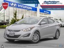 Used 2015 Hyundai Elantra L for sale in Surrey, BC
