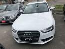 Used 2013 Audi A4 PREMIUM PLUS for sale in Brampton, ON