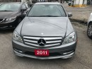 Used 2011 Mercedes-Benz C250 4Matic for sale in Brampton, ON