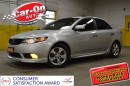 Used 2010 Kia Forte 2.4L SX LEATHER SUNROOF LOW KM for sale in Ottawa, ON