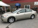 Used 2009 Nissan Altima SL for sale in Kingston, ON