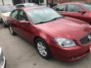 Used 2006 Nissan Altima SL for sale in Brampton, ON