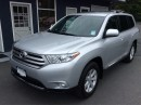 Used 2013 Toyota Highlander NOW ON SALE for sale in Parksville, BC