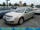 Used 2006 Ford Fusion SE 2.3L Auto/All Power Options/Cruise for sale in Mississauga, ON