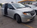 Used 2011 Honda Odyssey Touring, DVD, NAV, Leather, Honda Serviced for sale in Scarborough, ON
