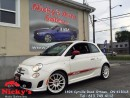 Used 2013 Fiat 500 ABARTH EDITION, TURBOCHARGED, RARE FIND, ONLY 44KM for sale in Gloucester, ON