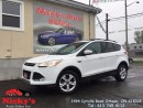 Used 2014 Ford Escape SE - ECOBOOST 4WD - MICROSOFT SYNC - ALLOY WHEELS for sale in Gloucester, ON
