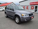 Used 2007 Ford Escape Limited 4dr 4x4 for sale in Brantford, ON