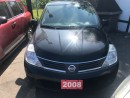 Used 2008 Nissan Versa S for sale in Brampton, ON