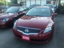 Used 2009 Nissan Altima 2.5 SL for sale in Brampton, ON