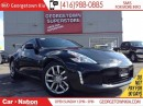 Used 2013 Nissan 370Z EXHAUST | HEATED SEATS | LEATHER | CARBON SPOILER for sale in Georgetown, ON