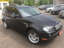 Used 2007 BMW X3 AWD/LEATHER/ROOF/LOADED/ALLOYS for sale in Scarborough, ON