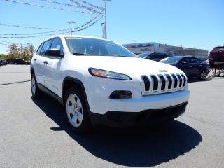 Used 2016 Jeep Cherokee Altitude for sale in Halifax, NS