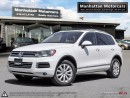 Used 2014 Volkswagen Touareg SPORT AWD |NAV|CAMERA|PANORAMIC|WARRANTY for sale in Scarborough, ON