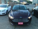 Used 2013 Ford Fusion SE for sale in Brampton, ON