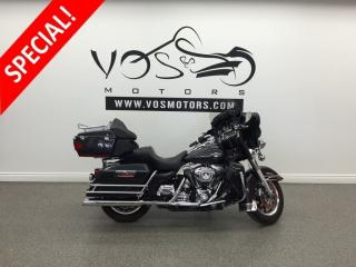 Used 2008 Harley-Davidson FLHTCUI Ultra Classic Electra Glide - No Payments For 1 Year for sale in Concord, ON