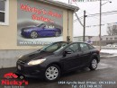 Used 2013 Ford Focus SE, MICROSOFT SYNC, BLUETOOTH, ACCIDENT FREE! for sale in Gloucester, ON