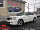 Used 2013 Honda Accord TOURING - NAVIGATION - BACKUP & SIDE VIEW CAM for sale in Gloucester, ON