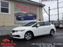 Used 2013 Honda Civic LX - BLUETOOTH - HEATED SEATS - PWR GROUP - LOADED for sale in Gloucester, ON