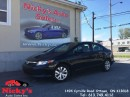 Used 2012 Honda Civic LX - AUTOMATIC - BLUETOOTH - A\C - PWR GROUP for sale in Gloucester, ON