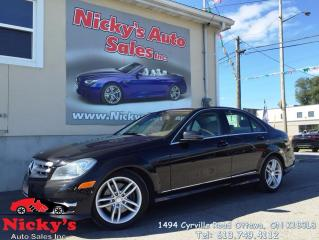 Used 2013 Mercedes-Benz C 300 4MATIC, SPORT PKG, SUNROOF! for sale in Gloucester, ON
