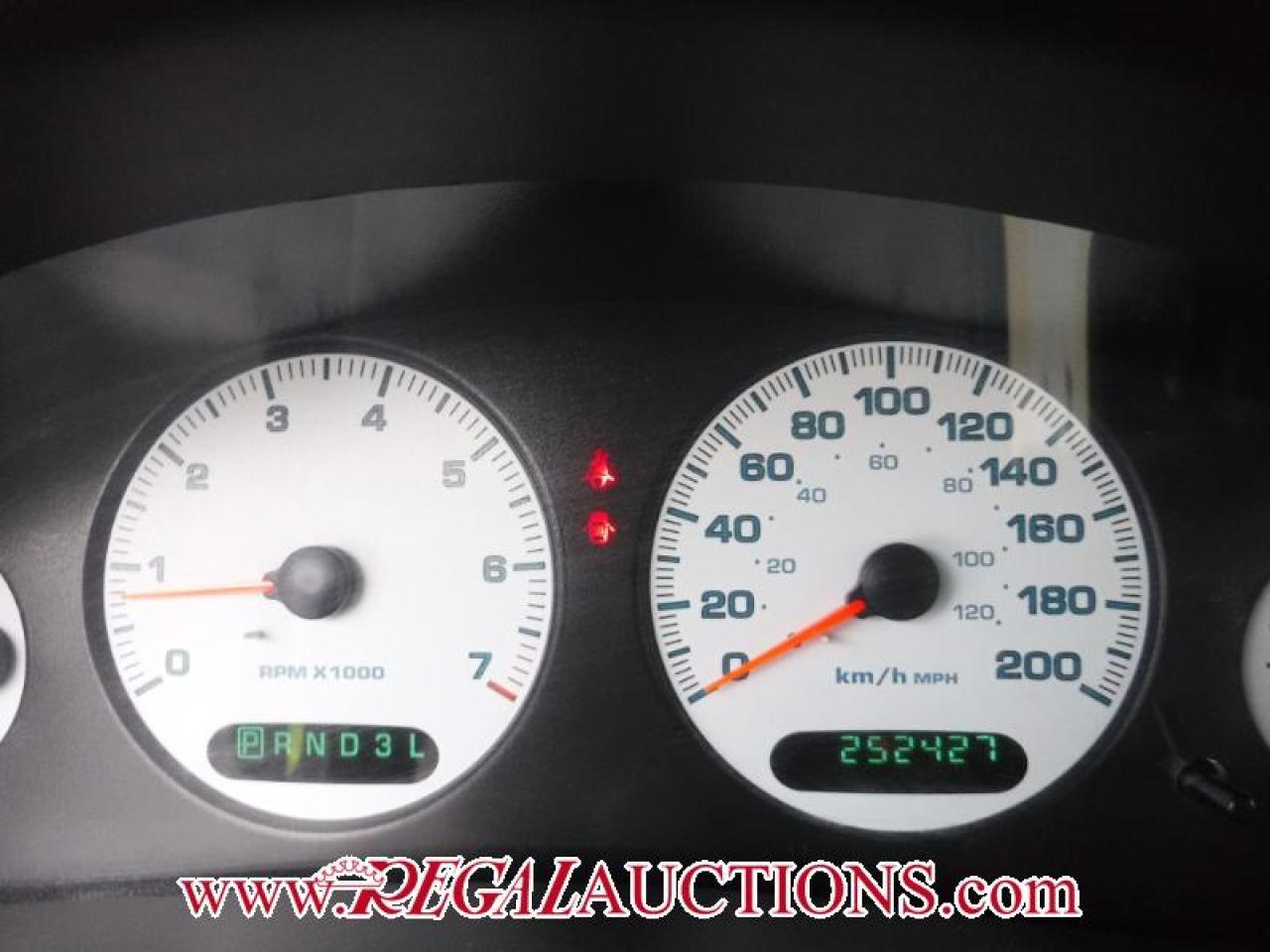 2004 Chrysler INTREPID ES 4D SEDAN