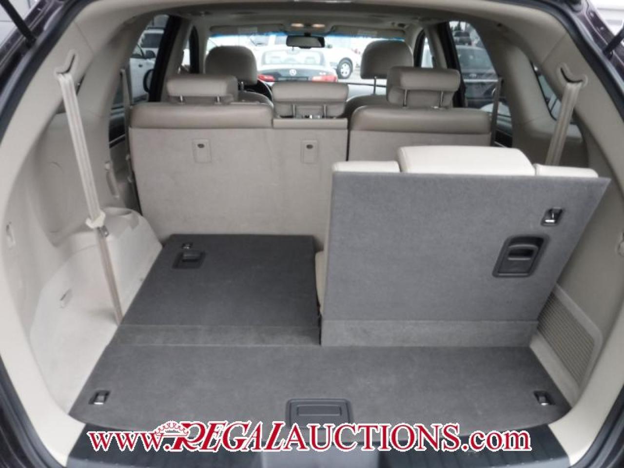 2010 Hyundai VERACRUZ AWD LIMITED