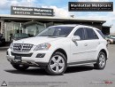 Used 2009 Mercedes-Benz ML 350 ULTRA PREMIUM |NAV|CAMERA|PHONE|96000KM for sale in Scarborough, ON