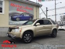 Used 2008 Pontiac Torrent AWD, PWR GROUP, ACCIDENT FREE! $0 DOWN $129 BW for sale in Gloucester, ON