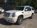 Used 2010 Cadillac ESCALADE PREMIUM * AWD * LEATHER * NAV * REAR CAM * BLUETOOTH for sale in London, ON