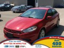 Used 2013 Dodge Dart SXT | KEYLESS | COLD AC | CLEAN for sale in London, ON