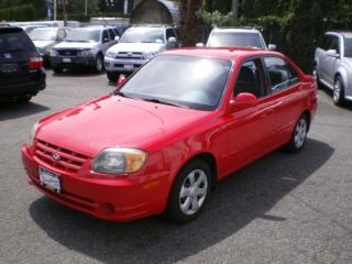 Used 2004 Hyundai Accent GL for sale in Surrey, BC