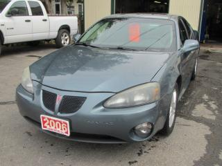 Used 2006 Pontiac Grand Prix GT for sale in Brockville, ON