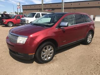 Used 2007 Lincoln MKX AWD for sale in Stettler, AB