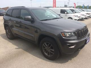 Used 2017 Jeep Grand Cherokee Laredo 75th Anniversary for sale in Owen Sound, ON