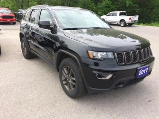 Used 2017 Jeep Grand Cherokee Laredo for sale in Owen Sound, ON