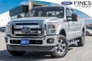Used 2011 Ford F-250 Lariat - YOU CERTIFY & YOU SAVE! for sale in Bolton, ON