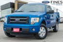 Used 2013 Ford F-150 STX - NEW TIRES & ACCIDENT FREE! for sale in Bolton, ON