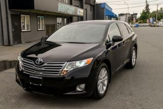 Used 2010 Toyota Venza Coquitlam Location - 604-298-6161 for sale in Langley, BC