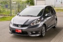 Used 2013 Honda Fit Sport  Only 1300 Km WOW!!! Langley Loction for sale in Langley, BC