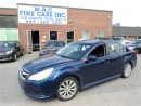 Used 2010 Subaru Legacy 2.5 i Sport Package - SUNROOF - AWD for sale in North York, ON